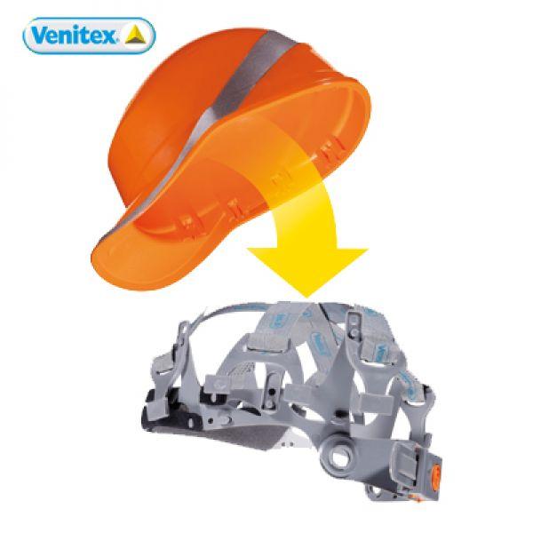 Venitx Harnais de rechange pour casques de chantier