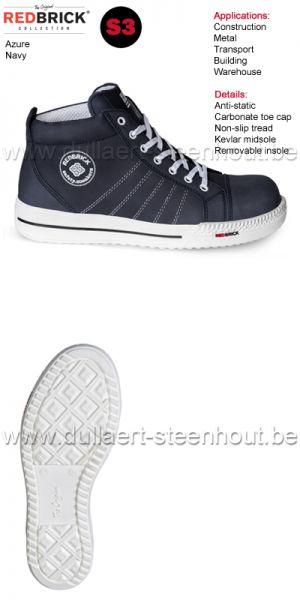 Redbrick Azure - Chaussures de sécurité S3 / sneaker de sécurité S3