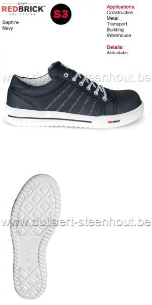 Redbrick Saphire - Chaussures de sécurité S3 / sneaker de sécurité