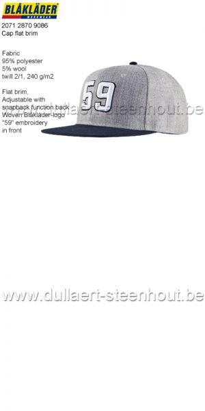 Blaklader - 207128709086 Casquette