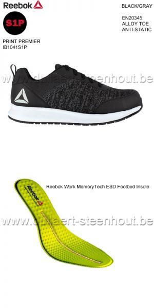 Reebok work - Chaussures de Sécurité / IB1041S1P