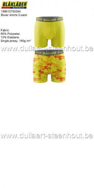 Blaklader - 188610793394 Pack de 2 boxers
