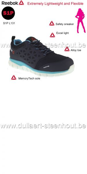 Reebok - L131 Basket de sécurité S1P excel light