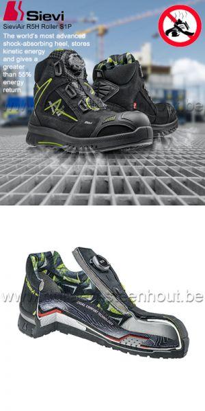 Sievi - AIR R5H ROLLER S1P Chaussures de sécurité