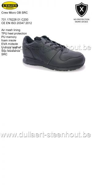Diadora Utility - Crew Mirco Chaussures de travail Diadora Crew Micro OB SRC