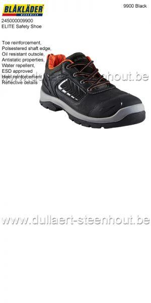Blaklader - 245000009900 ELITE Chaussures de sécurité S3