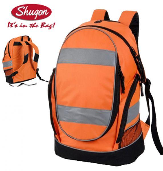 Sac à dos orange fluo - Haute visibilité