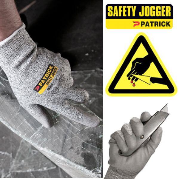 Safety Jogger - Gant en Polyéthyléne anticoupure