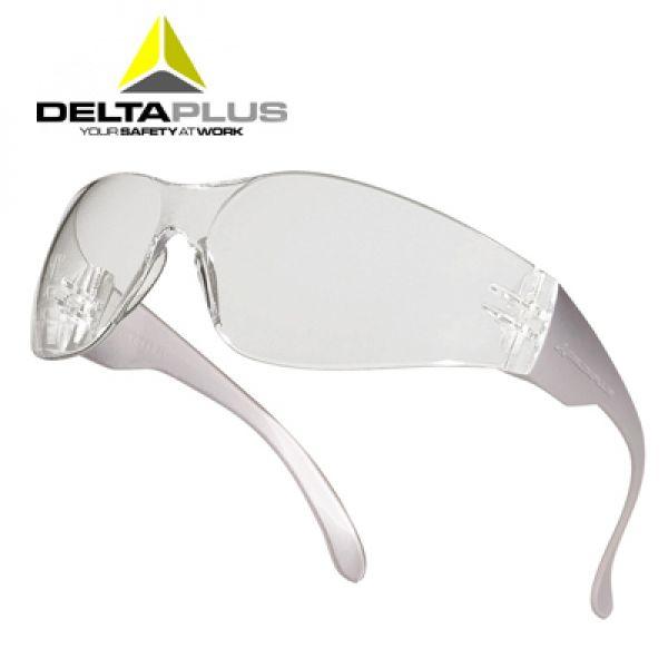 Deltaplus Brava2 clear Lunettes polycarbonate monobloc