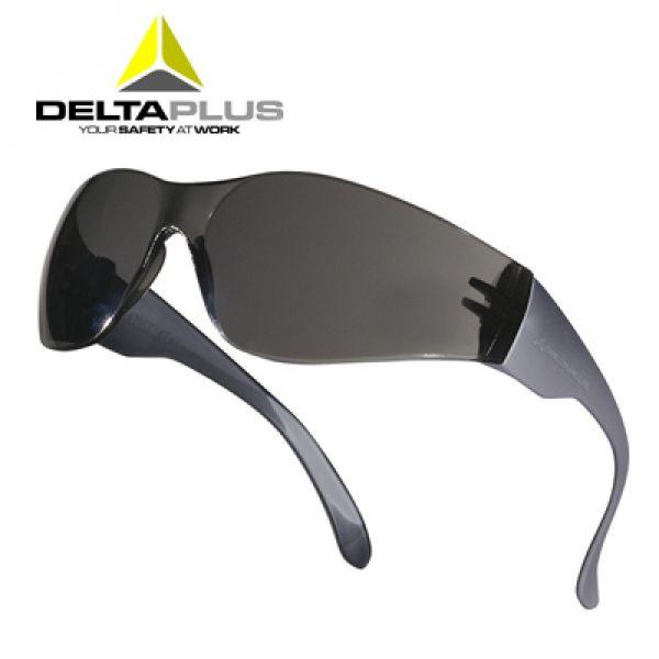 Deltaplus Brava2 smoke - Lunettes polycarbonate monobloc