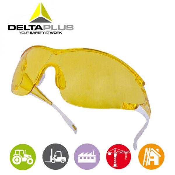 Deltaplus Egon Yellow / Lunettes ergonomiques