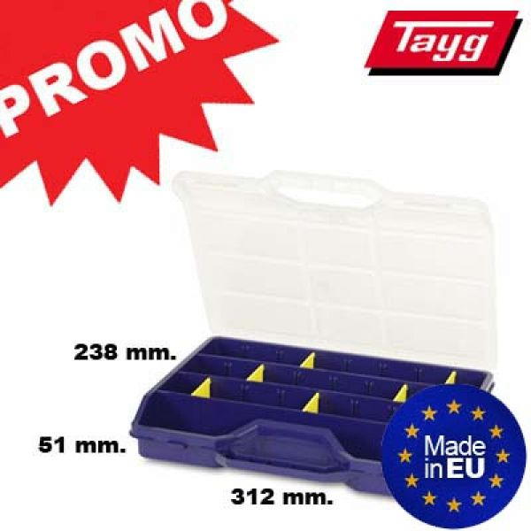 Boîte d'assortiment Tayg modèle N°45-26