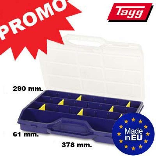 Boîte d'assortiment Tayg modèle N°46-26
