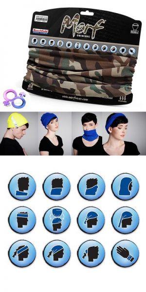 Morf™ Original camouflage en matière respirante