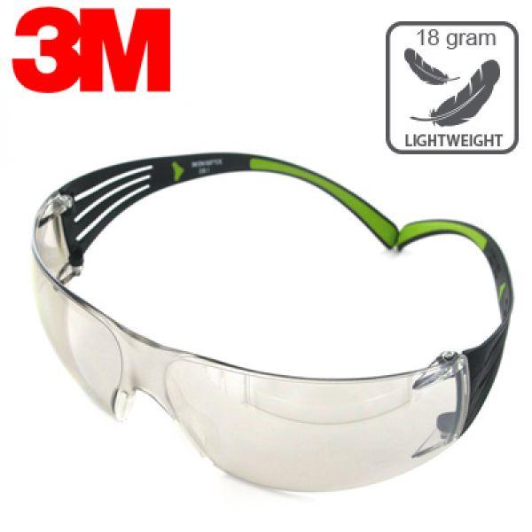 3M - 3M Lunettes de sécurité SecureFit SF410AS mirror