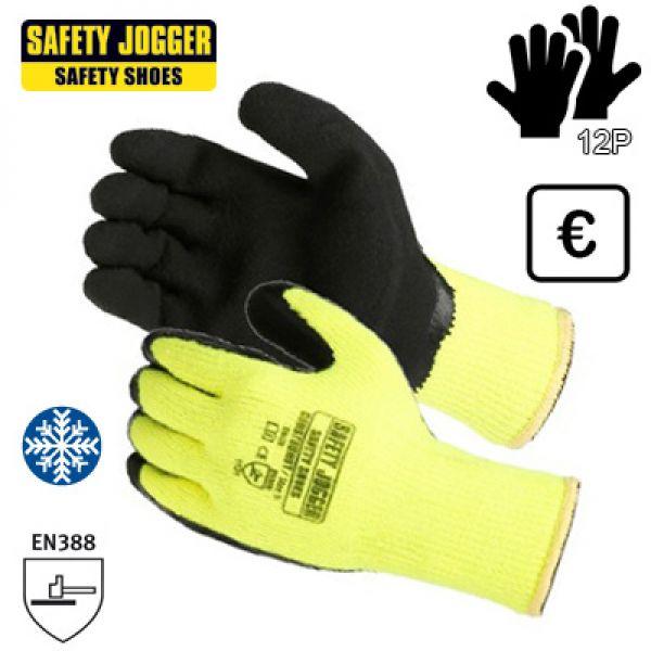 Safety Jogger - 12 PAIRES Gants de travail Construhot