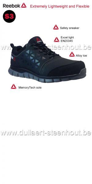 Reebok work - Excel Light Athletic Oxford Chaussures de Sécurité IB1032S3