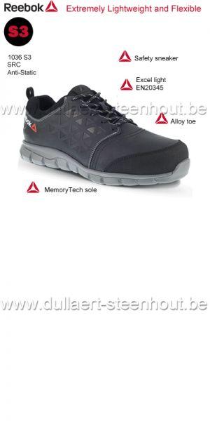 Reebok - Chaussures de sécurité Reebok S3 1036 Excel Light