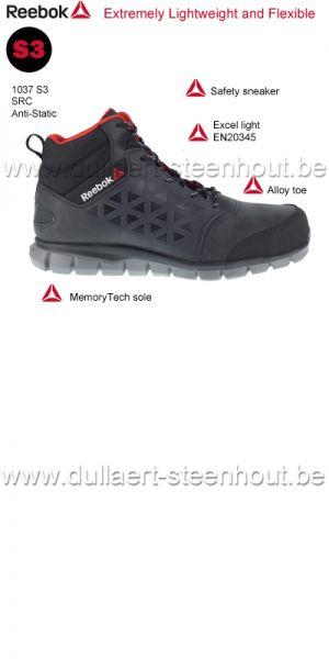Reebok - Chaussures de sécurité Reebok S3 1037 Excel Light