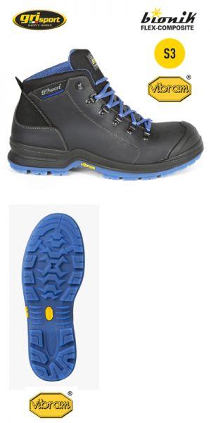 Grisport - Chaussures de sécurité  Data S3