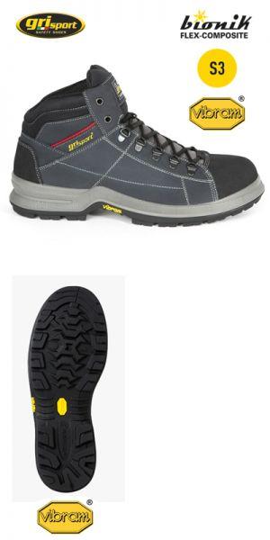 Grisport - Chaussures de sécurité Matrix S3