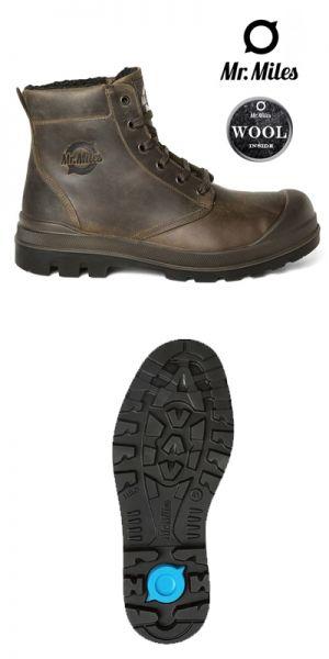 Mr. Miles - Chaussures de sécurité Bear S3