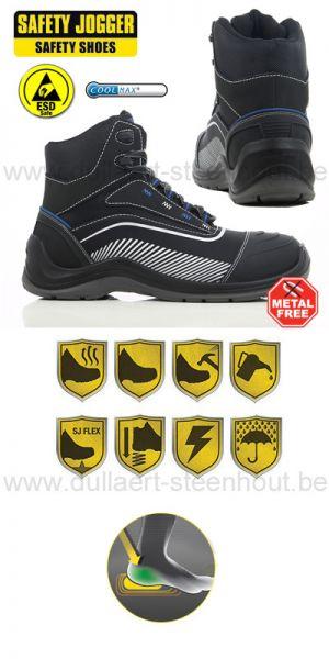 Safety Jogger - Chaussures de sécurité S3 Energetica