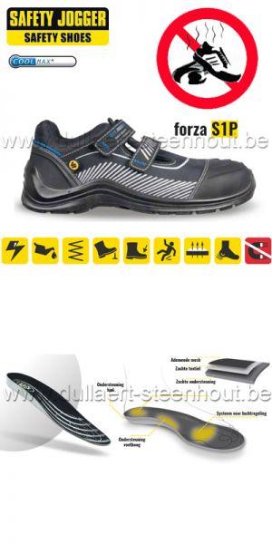 Safety Jogger - Chaussures de sécurité S1P Forza