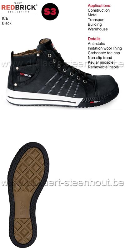 Redbrick ICE - Chaussures de sécurité sneaker S3
